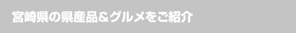 宮崎 レンタカー 格安 県産品&グルメ