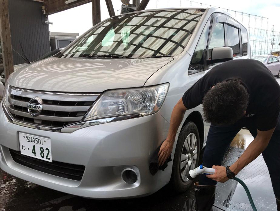 宮崎市 格安 料金 空港近く レンタカー 整備